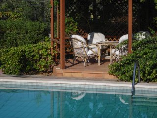 Spacious villa with private Pool and Gardens