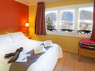 Appartement une chambre avec vue