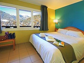 Appartement 2 chambres avec vue