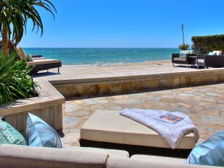 Luxury Beach Front Property in Capo Beach on Beach Road