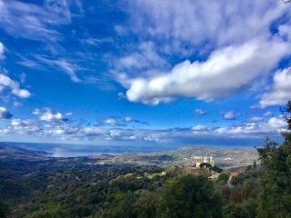 Studio pour deux personnes, Corse du sud