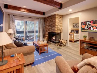 The Lift Line - 3BR/2BA in Old Town Park City, Walk to Slopes!