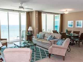 AQUA 802 - 3BD/3BA, Luxury Condo! TWO Beachfront Masters! *FREE Beach Chairs* Sm