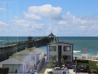 Brand New Beachfront House! Center of Imperial Beach Walk Everywhere 60sec to Su