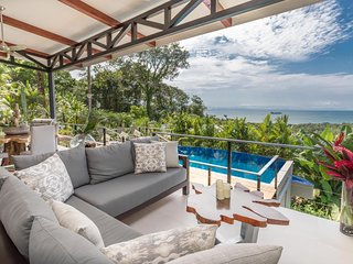 NEW VILLA! Contemporary Luxury, Gorgeous Views & Yoga Shala! Close to Beach...