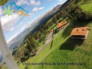 Runa Urcu del Pasochoa - Recreation at mountain site