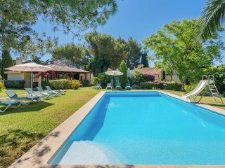 5 bedroom Villa in Pollenca, Balearic Islands, Spain : ref 5504704