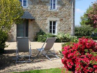 Gite en Bretagne indépendant jardin clos 3*Location vacances au calme 4 chambres