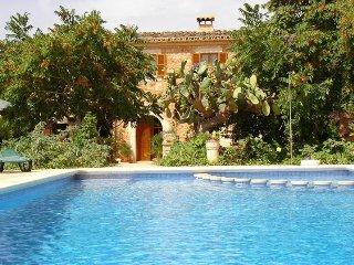 4 bedroom Villa in Cas Concos, Balearic Islands, Spain : ref 5512159