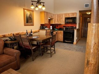 Beautiful High Falls Suite with 1 Bedroom + Loft for 8