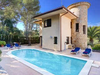 4 bedroom Villa in Tamariu, Catalonia, Spain : ref 5478335