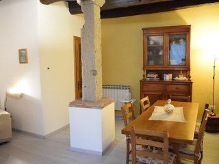 Holiday home La casina di Borgovcchio a few steps from the Arno river