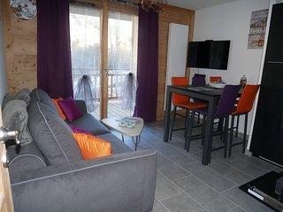 Nouveaute : Appartement neuf a 200m du telecabine