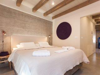 Casa Amando: Apartment mit Meerblick & Fußbodenheizung