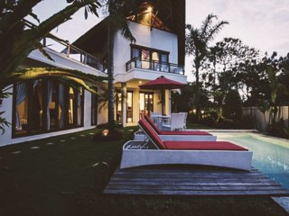 The Padi House Villa