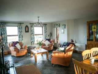 Entire house to rent near Doolin on the Wild Atlantic Way. Free Hi speed WIFI