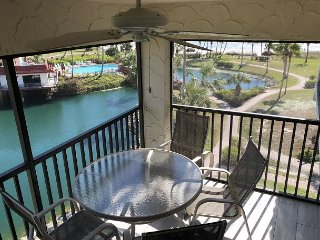 Gulf view penthouse at Pointe Santo de Sanibel