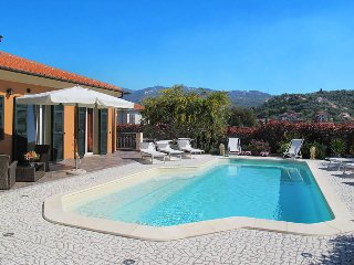4 bedroom Villa in Imperia, Liguria, Italy : ref 5444021