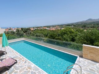3 bedroom Villa in Heraklion, Crete, Greece : ref 5485080