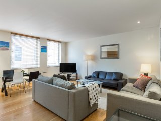 Modern 2-bed 2-bath Regent st