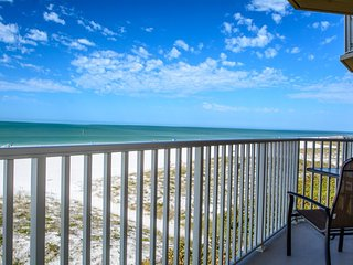 Villas of Clearwater Beach - A14  - Beachfront with a pool!