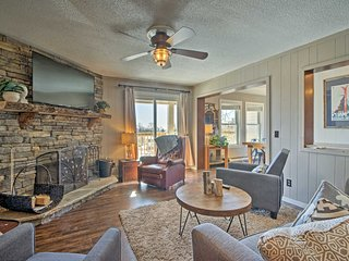 NEW! 2BR Beech Mountain Condo - 5 Mins to Skiing!