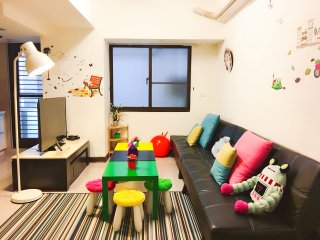 Taipei Main Station, Q Square Garden, 2 Bedroom Apartment in Taipei E12
