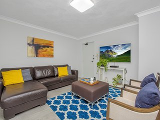Parramatta City Ground Level Apartment with Courtyard Entrance
