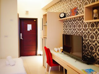Taipei Main Station, Q Square Garden, Studio Apartment in Taipei C13