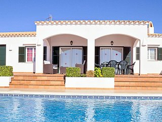 3 bedroom Villa in Binibèquer Vell, Balearic Islands, Spain : ref 5334746