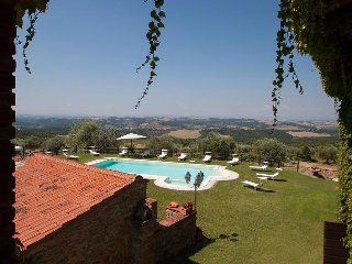8 bedroom Villa in Armaiolo, Tuscany, Italy : ref 5571593