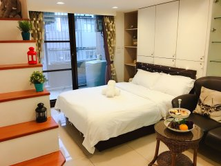 Taipei Main Station, Q Square Garden, Studio Apartment in Taipei C1425