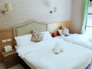 Taipei Main Station, Q Square Garden, Studio Apartment in Taipei C1422