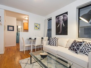 Cozy, family-friendly Upper East Side Apt just 10min walk from Central Park.