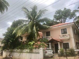 Crescent Villa # 4- Prime Candolim Villa
