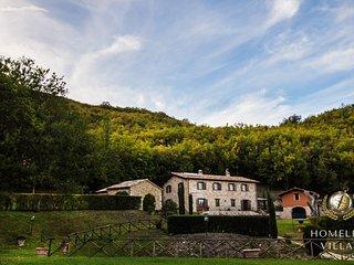 Private Villa in Serrapetrona's hills
