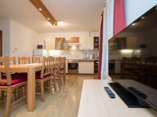 Three-bedroom app. with Terrace (Apartments Markez) - Bohinj