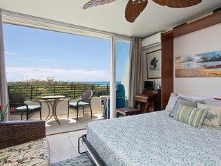 Waikiki Grand Hotel #908 - Studio/1BA, Ocean Views w/ Balcony