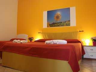 Bed & Breakfast Fiori e Limoni - camera Cielo