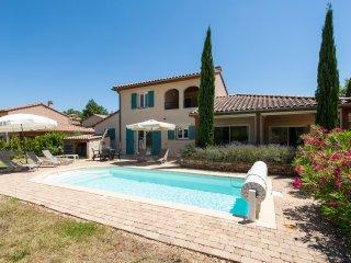 Villa Fleur voor 8 personen met privezwembad