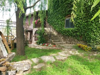 Typical farmhouse in Tuscany, Molino e Tabaccaia