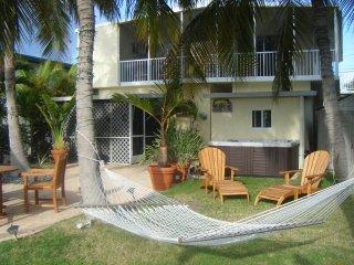 Islamorada Tropical Canalfront Paradise