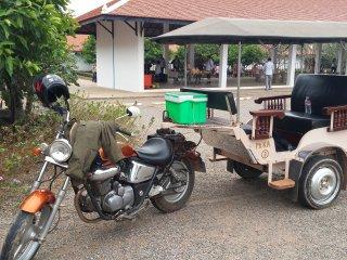 Tuk Tuk Driver99
