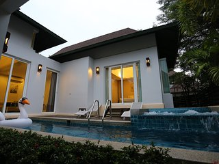 AnB pool villa with Cozy2BR close to Jomtien beach