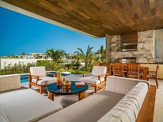 Garden View Villa with Pool