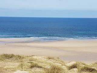Cornwall Family Holidays, Beautiful Static home to rent Caravan 506 PerranSands
