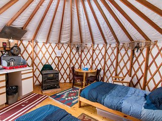 Raven Yurt