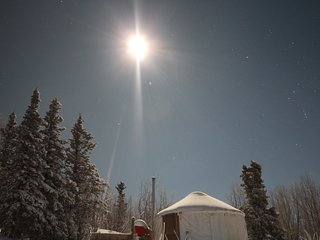 Fireweed Yurt