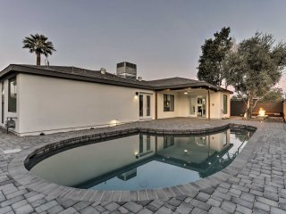 NEW! 4BR House w/Pool -Walk to Old Town Scottsdale