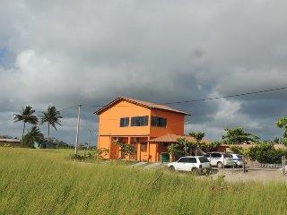 Casa para temporada na praia - Costa Dourada, Mucuri, Bahia